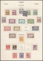 Bánát-Bácska 1919 22 klf bélyeg (**57.900)