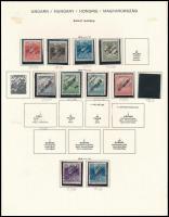 Bánát-Bácska 1919 10 klf bélyeg (**35.600)