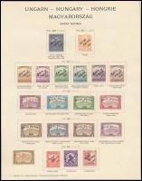 Bánát-Bácska 1919 20 klf bélyeg (*32.750)