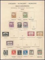 Szeged 1919 11 klf bélyeg (*23.500)
