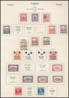 Arad 1919 17 klf bélyeg (*39.700)