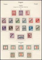 Szeged 1919 25 klf bélyeg (*82.100)