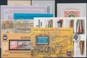 1986-2000 9 klf emlékív (7.200)