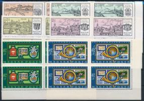 1968-1972 4 klf kiadás négyes összefüggésekben