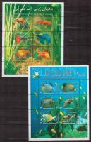 Irán 24 db bélyeg + 4 db blokk nagyalakú berakólapon