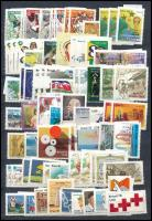 Brazília 155 db bélyeg 2 oldalas közepes berakólapon