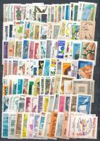 Brazília 130 db klf bélyeg 2 oldalas közepes berakólapon