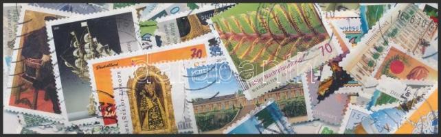 NSZK 2010-2016 200 db képes bélyeg tasakban ömlesztve