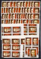 1974 Pataki István és Kreutz Róbert 75 db sor