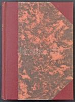 Filatéliai szemle 1951-1953 első 3 év összes példánya egybekötve kemény kötésű könyvben, jó állapotú