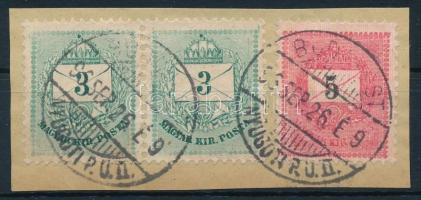 BUDAPEST / NYUGOTI P. U. II.