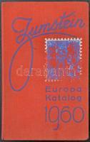 Zumstein Európa katalógus 1960