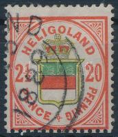 Német államok - Helgoland 1876 Mi 18 (Mi EUR 40,-)