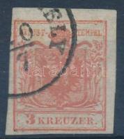1850 3kr I b Sign: Ferchenbauer