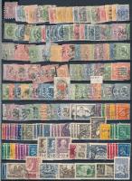 Finn kis összeállítás ritkább bélyegekkel 2 db berakólapon (Mi EUR ~547,-)