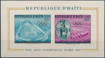 Olympics block Olimpiai játékok blokk