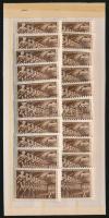 1951 Néphadsereg napja 20 db sor (10.000)
