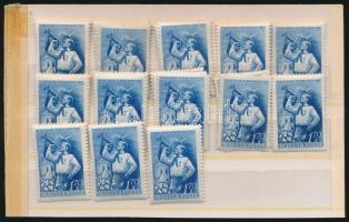 1951 Gyermek (II.) 13 db sor (10.400)
