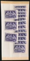 1951 Magyar-Szovjet barátság 15 db sor (10.500)