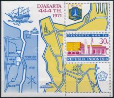 444 éve város Jakarta blokk Jakarta block