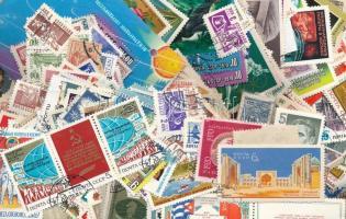 Szovjetunió 134 gramm bélyeg zacskóban ömlesztve