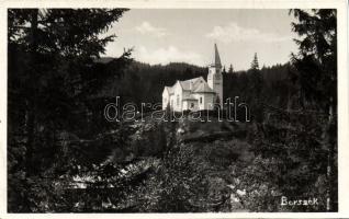 Borsec, Roman Catholic church, Borszék, Római katolikus templom