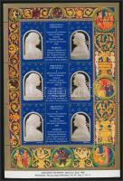 1990/2 20 db Corviniana angol nyelvű emlékív (30.000)