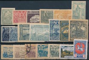 Örmény, Tadzsikisztán kis tétel: 20 klf bélyeg