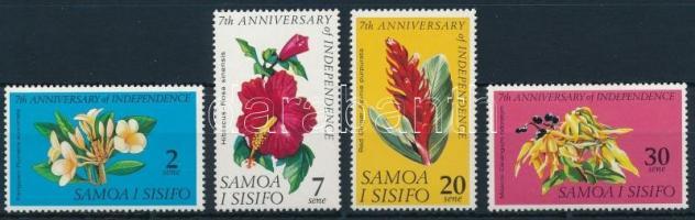1969 Virág sor Mi 191-194