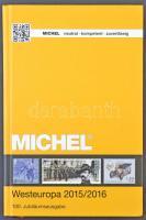 Michel Nyugat Európa katalógus 2015/2016 Európa 6 újszerű állapotban