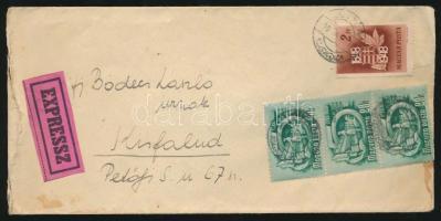 15 db Küldemény 1946-1959