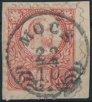 1871 Réznyomat 5kr MOCS