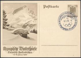 Deutsches Reich 1936