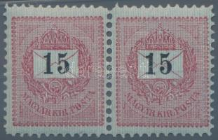 1888 15kr pár sztereotip (24.000)