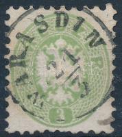 1864 3kr WARASDIN