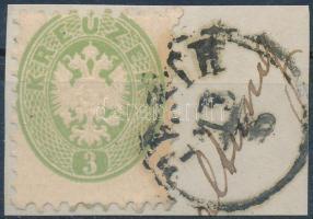 1864 3kr PESTH