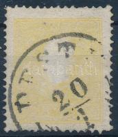 1858 2kr PESTH