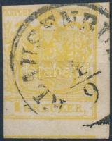 1850 1kr KLAUSENBU(RG)