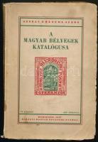 Jászai Emánuel János: A Magyar Bélyegek Katalógusa (1927, Budapest)
