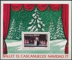 Karácsonyi balett blokk Christmas Ballet block