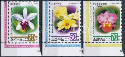 Flowers margin set, Virágok ívszéli sor