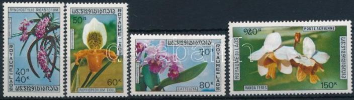 Orchidea sor Orchids set
