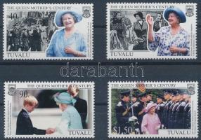 Erzsébet anyakirálynő 100 éves Elizabeth II.