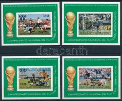 Labdarúgó VB-k győztesei 7 db blokk Football World Cup 7 blocks