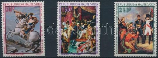 Napoleon, painting set, Napóleon, festmény sor