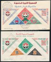 1946-1965 10 klf FDC
