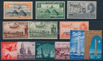 1933-1964 12 klf Repülő légiposta bélyeg