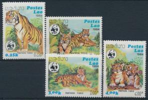 WWF: Tigris sor WWF Tiger set