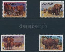 WWF: Afrikai elefánt sor WWF: African Elephant set