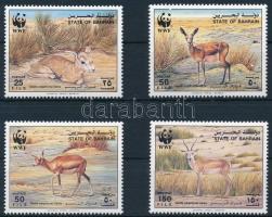 WWF; Gazellák sor WWF: gazelle set